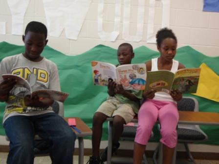 Reading Change Reading Changes Lives ""
